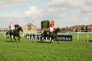 Richard Dunwoody wins the 1994 Grand National on Miinnehoma