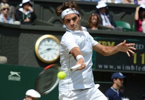 Roger Federer - 2012 Wimbledon Men's Final