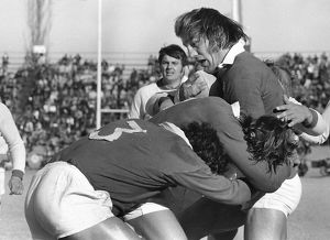 Roger Uttley - 1974 British Lions Tour to South Africa