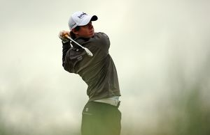 Rory McIlroy at the 2011 Open Championship