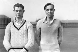 Roy Tattersall & Edward Highton - Lancashire C.C.C.