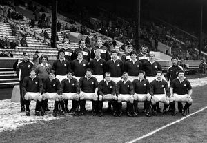 Scotland team that defeated England in the 1986 Five Nations