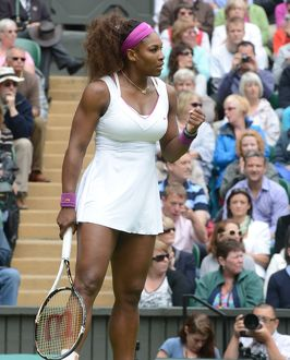 Serena Williams - 2012 Wimbledon Women's Final