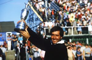 Seve Ballesteros - 1984 Open Champion