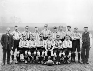 Sheffield Wednesday - 1907 FA Cup Winners