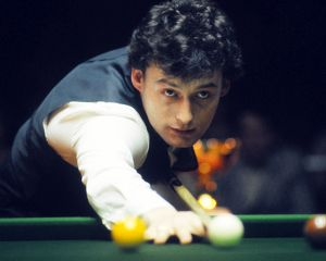 Snooker - Jimmy White in action