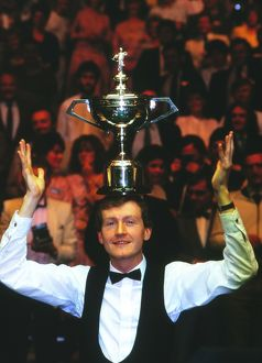 Steve Davis - 1987 Snooker World Champion