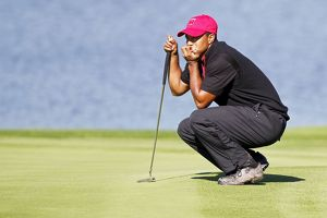 Tiger Woods - 2010 Ryder Cup