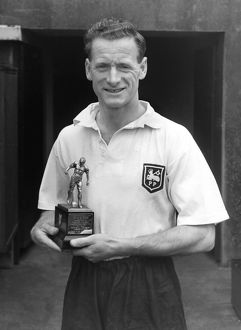 Tom Finney - 1954 FWA Footballer of Year