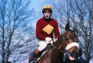 Tommy Stack on Red Rum - 1977 Grand National