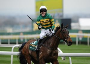Tony McCoy wins the 2010 Grand National