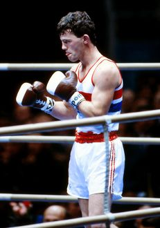 Tony Willis - 1980 Moscow Olympics