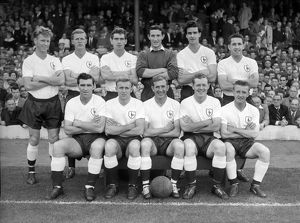 Tottenham Hotspur - 1960/61 League and FA Cup Double Winners