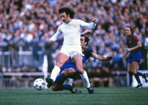 Vicente Del Bosque - Real Madrid