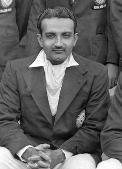 Vijay Merchant - 1946 All-India Tour of England