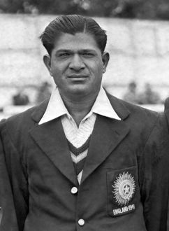 Vinoo Mankad - All-India Tour of England
