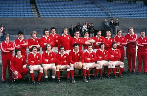 Wales - 1976 Grand Slam Winners
