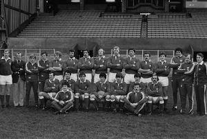 The Wales team that defeated Australia in 1981