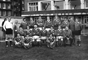 The Wales team that defeated Australia in Cardiff in 1973