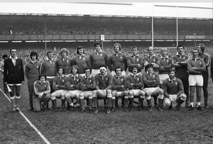 The Wales team that defeated England in the 1976 Five Nations