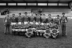 The Wales team that defeated England in the 1981 Five Nations
