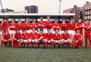 The Wales team that defeated France in the 1982 Five Nations