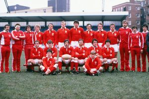 The Wales team that defeated Ireland in the 1981 Five Nations