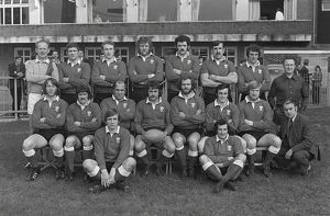 The Wales team that faced Ireland in the 1973 Five Nations