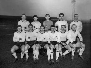 Watford team group 1963 / 64 season