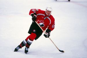 Wayne Gretzky - 1998 Nagano Winter Olympics - Ice Hockey
