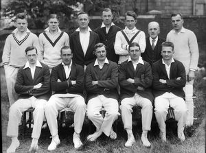 West Bromwich Dartmouth C.C. - 1928