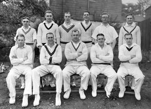 West Bromwich Dartmouth C.C. - 1938
