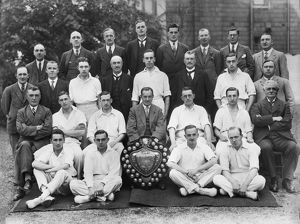 West Bromwich Dartmouth C.C. 2nd XI - 1929
