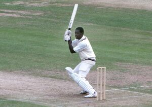 West Indies' Collis King - 1979 Prudential World Cup