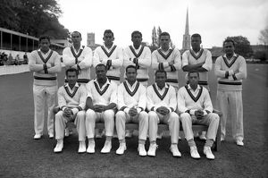West Indies team - 1966 Tour of England